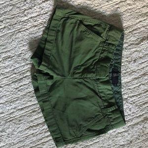 J crew women's shorts